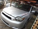 2007 SCION TC SILVER 2.4L AT Z17985